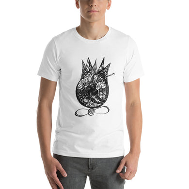 Short-Sleeve Unisex T-Shirt--King