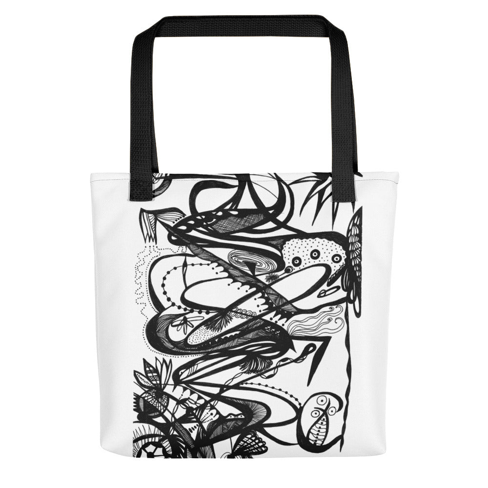 Tote bag--Journey