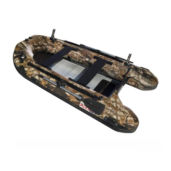ALEKO PRO FISHING WITH ALUMINUM FLOOR 12.5 HUNTER STYLE