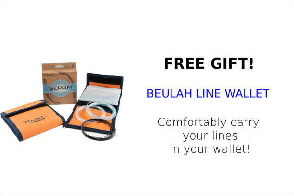 FREE GIFT- BEULAH FLY RODS