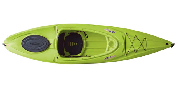 SEASTREAM KAYAKS GT SIT INSIDE 10 FOOT KAYAK RECREATIONAL