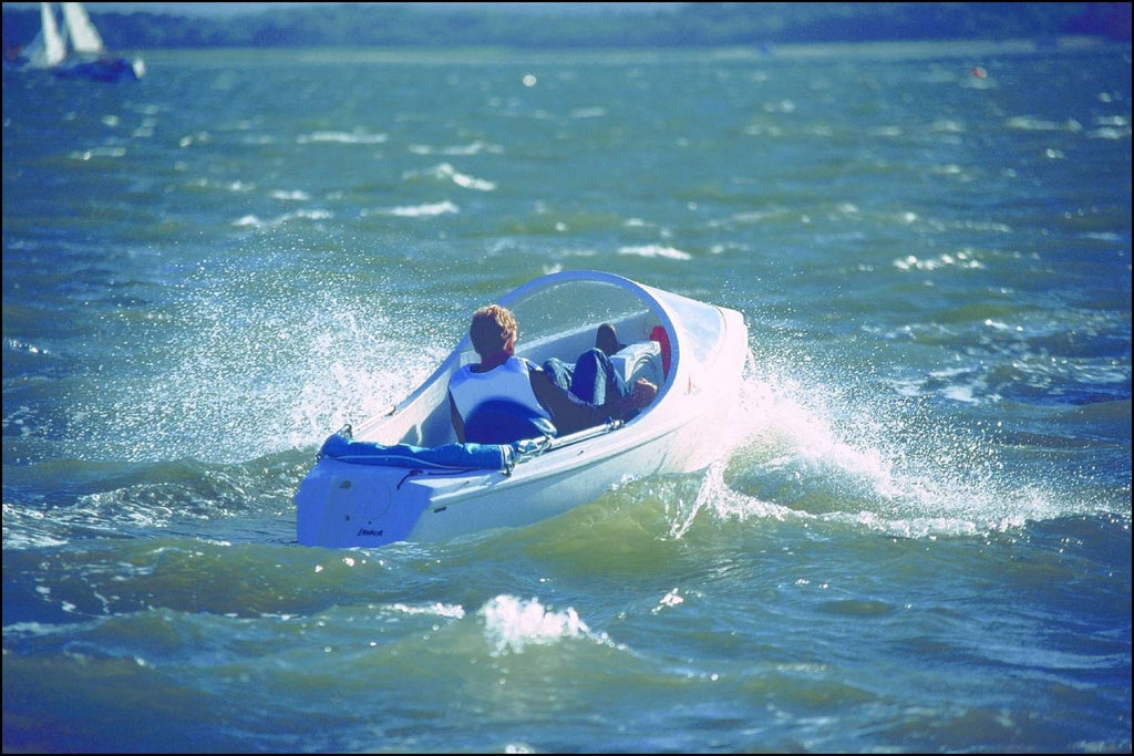 NAUTICRAFT PEDAL BOATS- BANNER