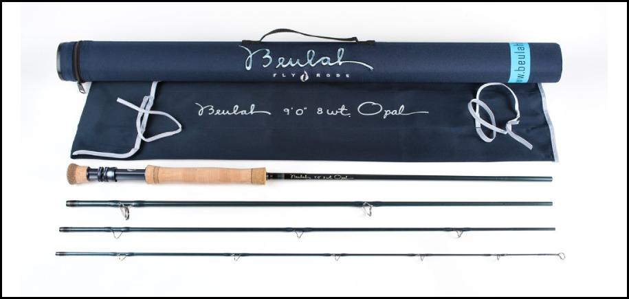 OPAL SINGLE HAND- BEULAH- 9' 8- weight