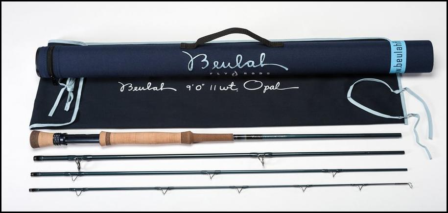 OPAL SINGLE HAND- BEULAH- 9' 11-weight