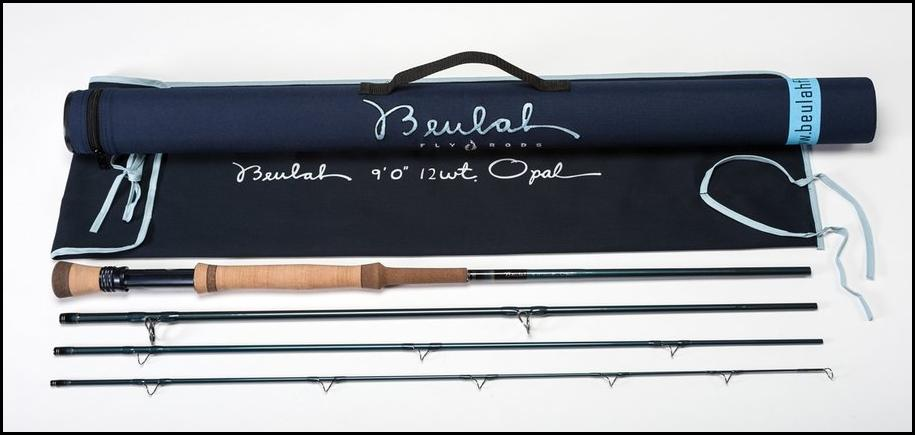 OPAL SINGLE HAND- BEULAH- 9' 12- weight