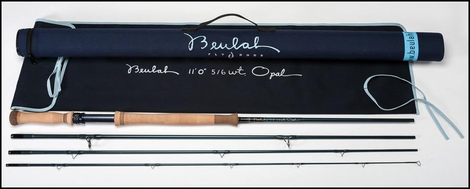OPAL TWO HANDER BY BEULAH- 11' 5 6 WEIGHT