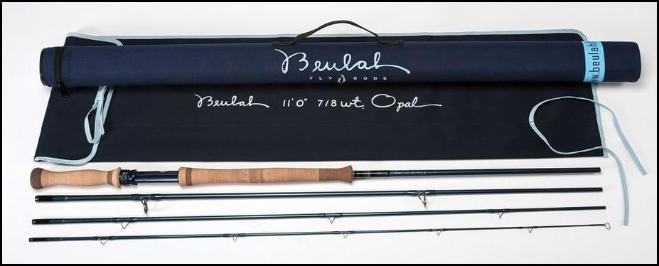 OPAL TWO HANDER BY BEULAH- 11' 7 8 WEIGHT