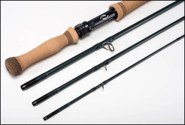 OPAL TWO HANDER FLY ROD BY BEULAH