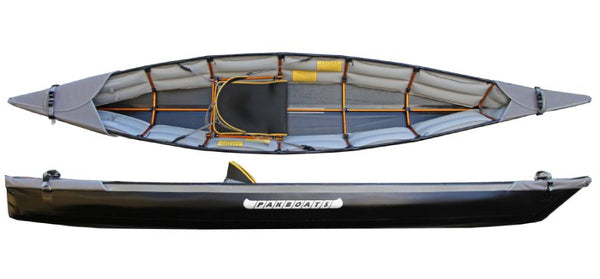 PAKBOATS PUFFIN SACO FOLDING FOLDABLE KAYAK 12 FOOT