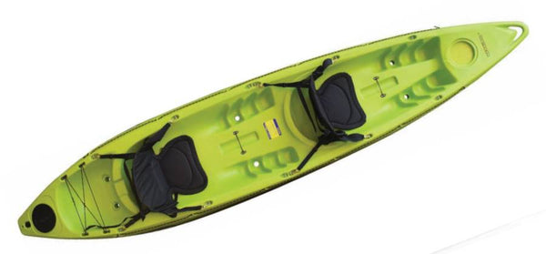 ROAMER 2 ll SEASTREAM KAYAKS 12 FOOT KAYAK