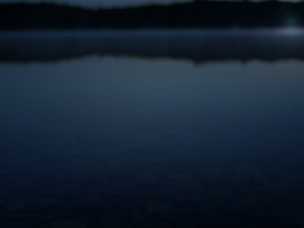 SHALLOW WATER NIGHT TIME