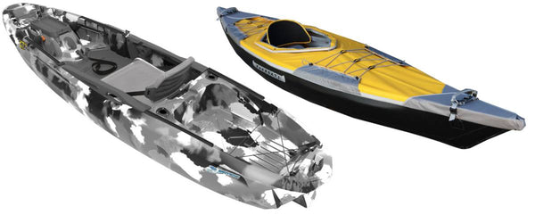 Sit Inside Vs Sit On Top SOT Kayaks