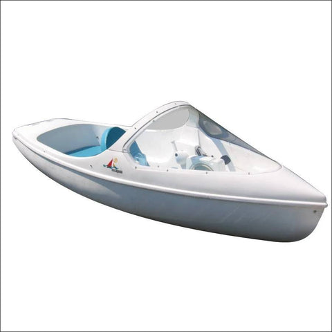 THE ESCAPADE PEDAL BOAT