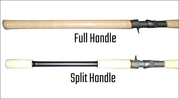 Tackle Industries Musky Pike Rod- Full Or Split Handle (1)