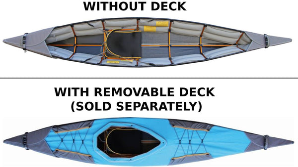 Removable Deck