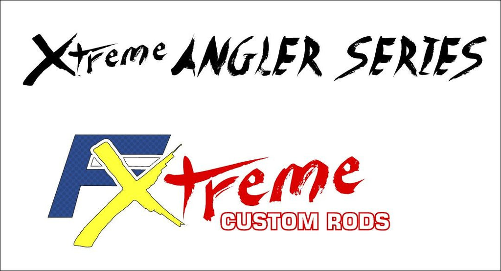 XTREME ANGLER ROD SERIES- FX CUSTOM RODS