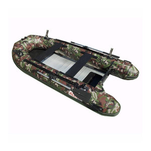 Aleko Pro Fishing Inflatable Boat- Camouflage Style - Reel Fishermen