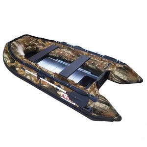 Aleko Pro Fishing Inflatable Boat- Hunter Style - Reel Fishermen