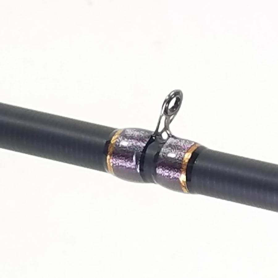 "ALX Rods ENOX BMJ- Frogs, Swim, Vibrating Jigs- 7'2"" Medium Heavy+ Fast, Casting - ALX Rods"