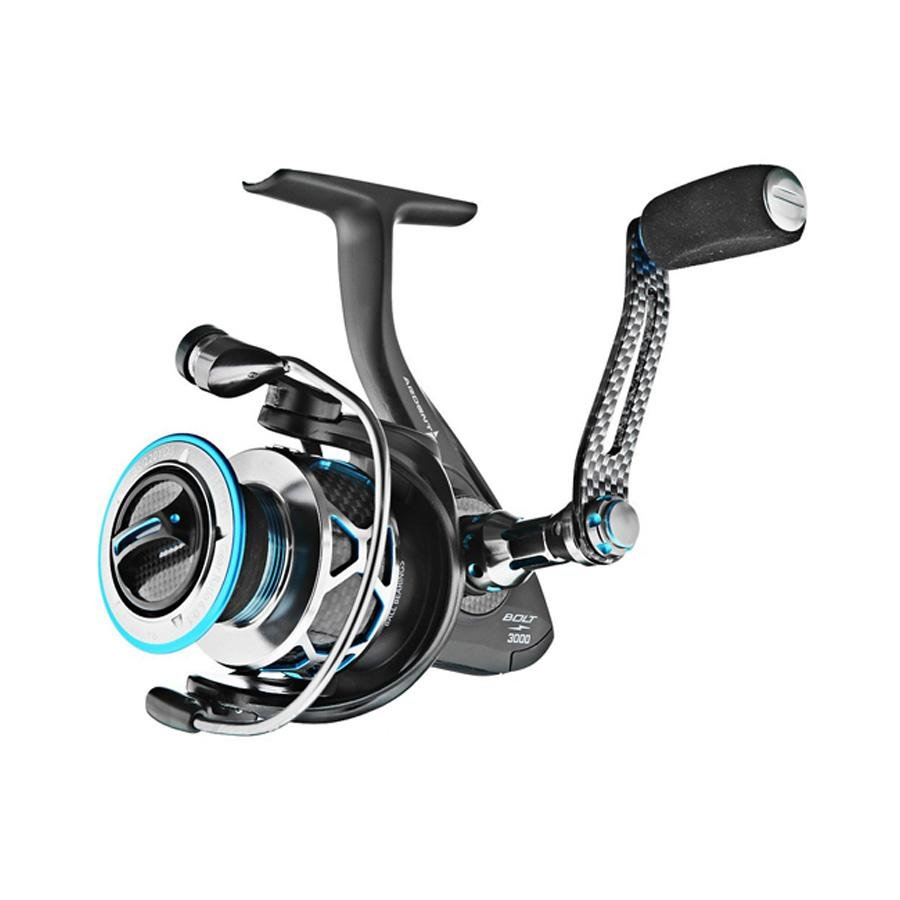 ALX Zolo Maestro Spinning ROD REEL COMBO Setup-Mag Shackey/Wacky/Worms - Reel Fishermen