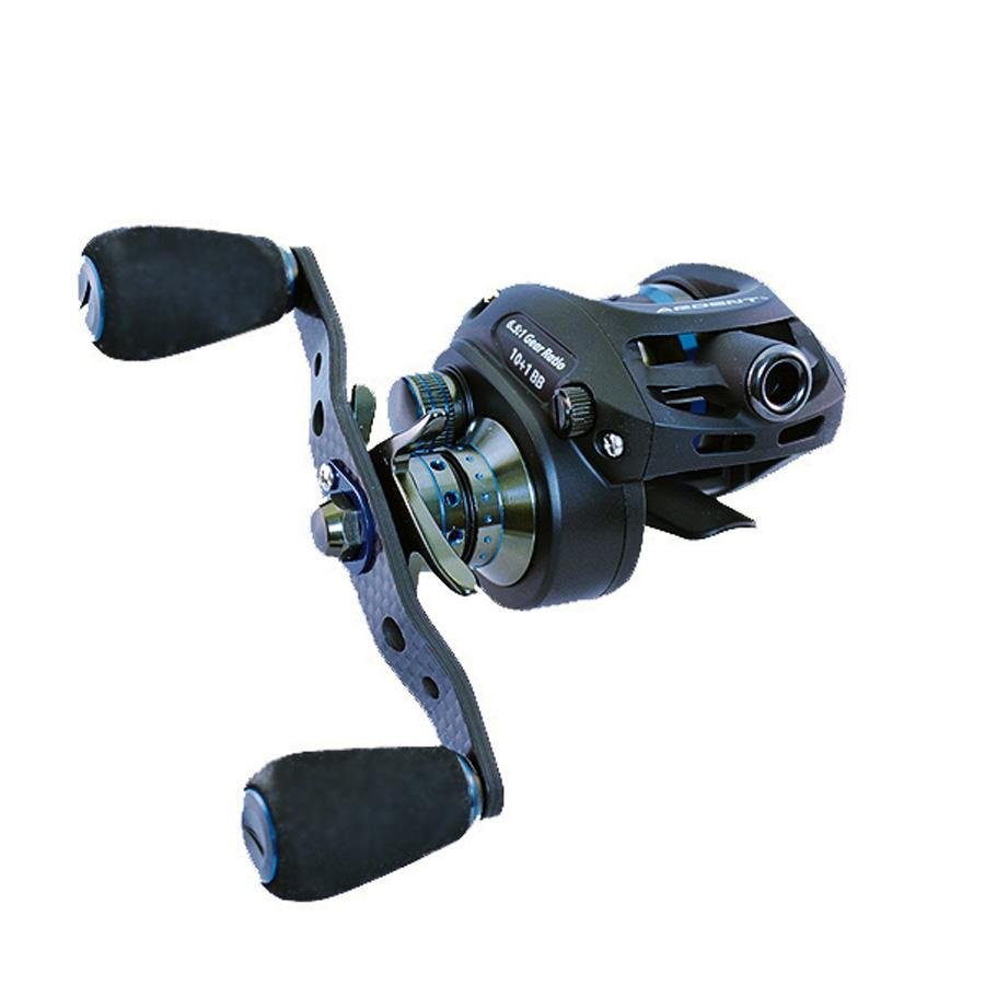 Ardent Apex Flipping Baitcasting Reel Denny Brauer Left/Right Handed - Reel Fishermen