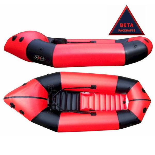 Beta Packraft by Aqua Xtreme (Whitewater Packraft)