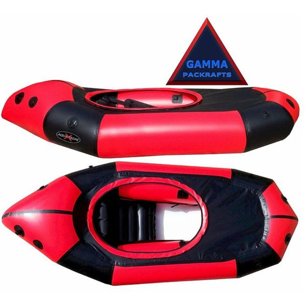 Gamma Packraft by Aqua Xtreme (Adventure Packraft)-with Cockpit