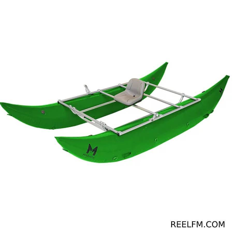 Maravia Inflatable Cataraft 14x24- 982 lb Load Capacity - Maravia