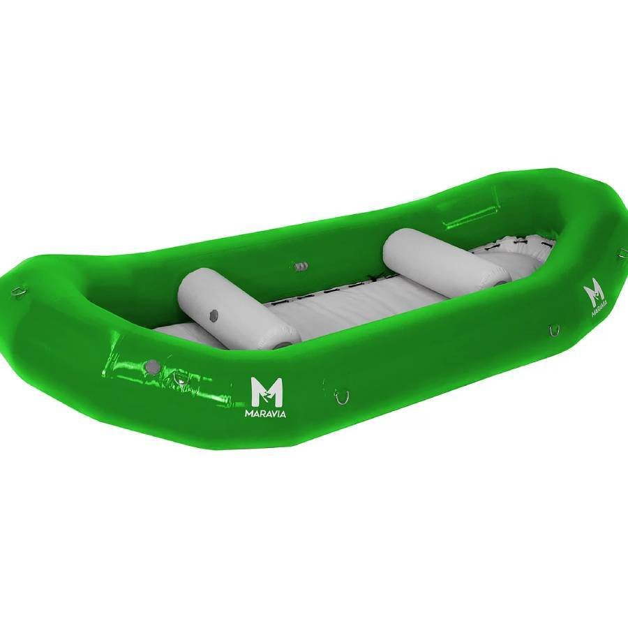 "Maravia New Wave NW 2 Inflatable Raft 13'6"" For 6-7 Paddlers 0075-SB - Reel Fishermen"