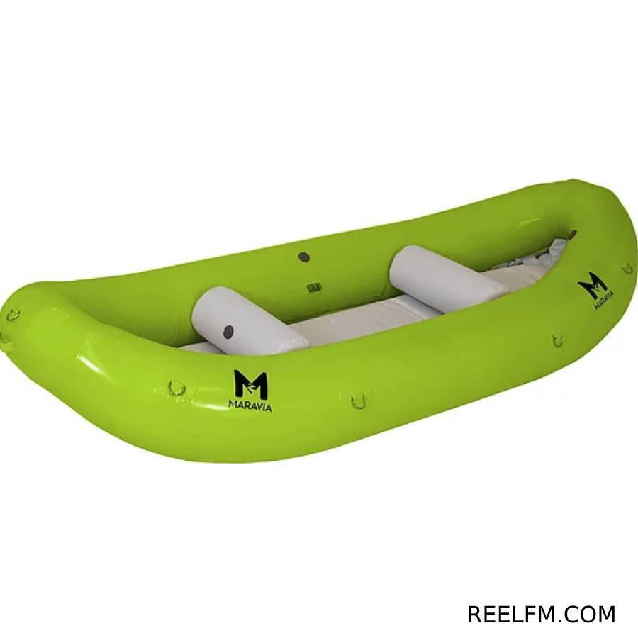 Maravia Wider Spider Fishing Paddling Raft 13'- 6 People 0077 - Reel Fishermen