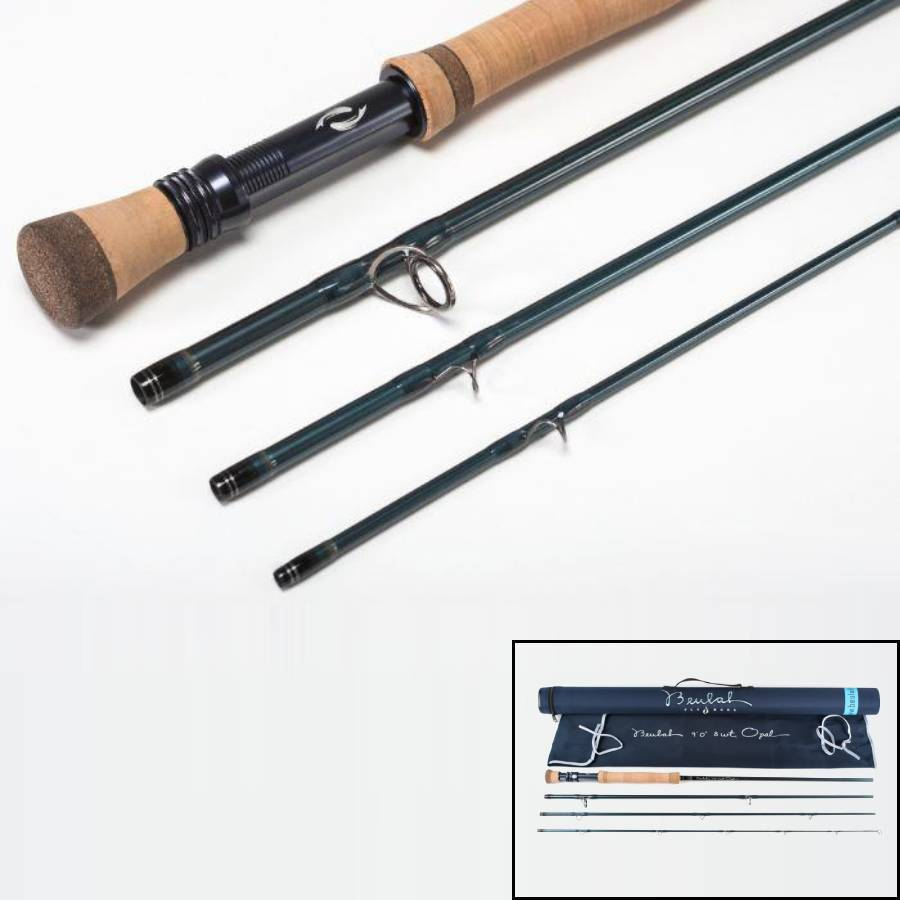 Opal Series Single Hand Rod Series by Beulah (Saltwater Fly Rod) - Beulah