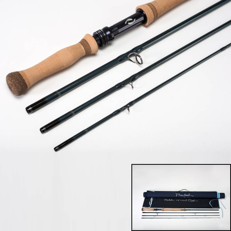 Opal Two Hander Rod Series by Beulah Fly Rods (Surf Casting) - Beulah
