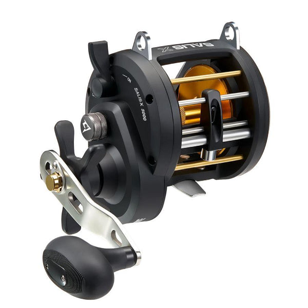 Piscifun Salis X Trolling Reel Conventional Level Wind Reel