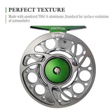 Piscifun Sword Fly Fishing Reel Gunmetal - Reel Fishermen