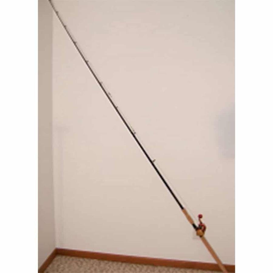 Tackle Industries Musky/Pike Bass Rod 1 Piece Medium Heavy-Medium Action MH - Reel Fishermen