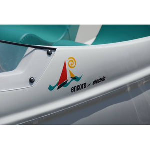 The Encore- Paddle/Pedal Boat For 4 Persons by Nauticraft - Reel Fishermen