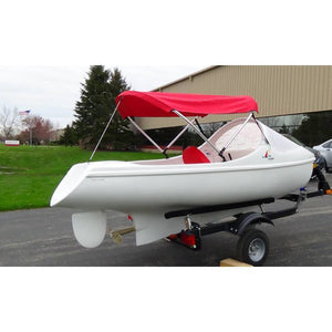 The Escapade Pedal Boat by Nauticraft- 2 to 3 Persons/Seater - Reel Fishermen
