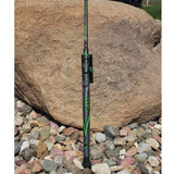 Vexan Pro Bass Fishing Rod WINN Grip For Mono/Braided- Fuji Reel Seat - Reel Fishermen