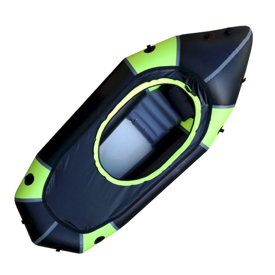 X1 Packraft by Aqua Xtreme (Adventure Packrafts)- with Cockpit - Aqua Xtreme