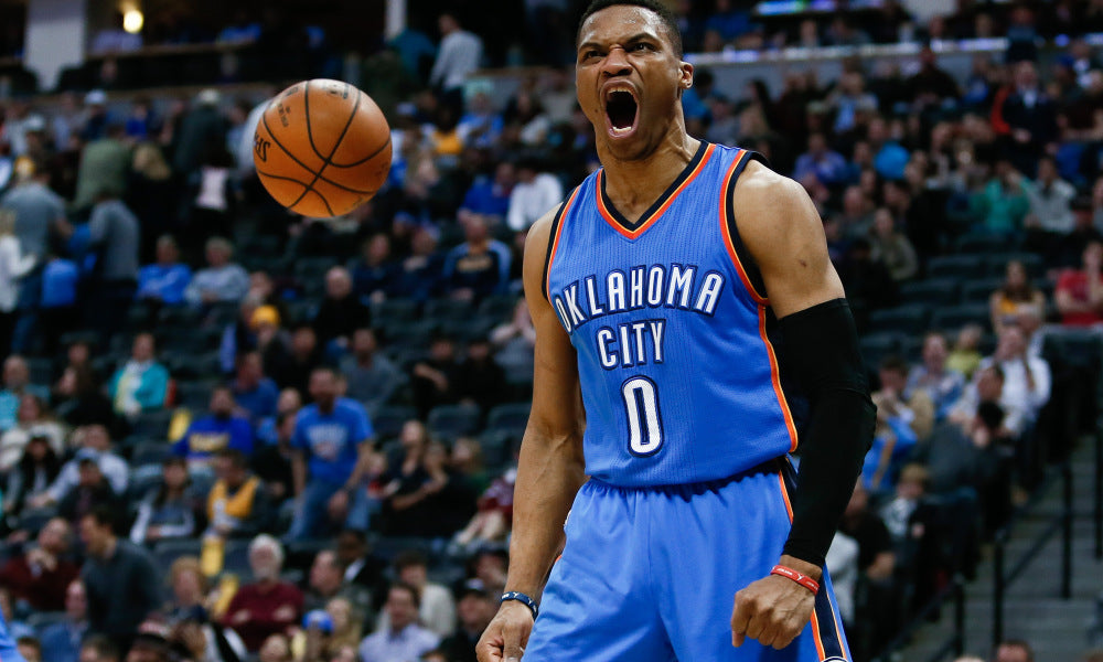 Russel Westbrook Is For The Savages By Joshua Despinosse