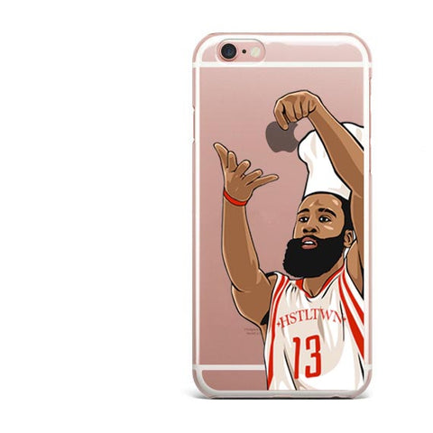 Lebron, Curry & Harden Phone Cases