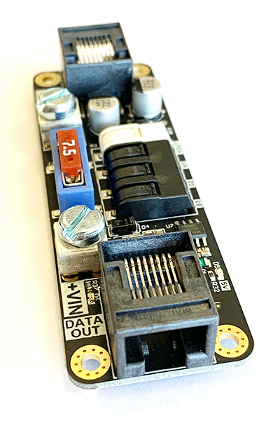 Long-range RGB LED Power Module