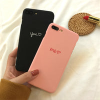 Husa de telefon Love, mata, pentru iPhone 6/6s,6/6s Plus,7/8,7/8 Plus,iPhone X