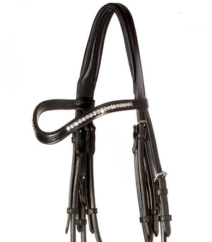 Nunn Finer Hilda Dressage Bridle