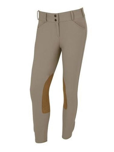 Tailored Sportsman Trophy Hunter Low-Rise Front Zip Breeches