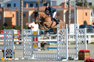 PS of Sweden Jump Off Bridle