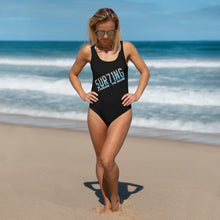 5UR71NG One-Piece Swimsuit - 5UR71NG.com Surfing apparell eco surf california 5 oceans