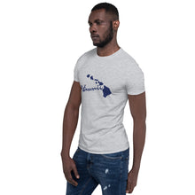 Hawaii Island Short-Sleeve Unisex T-Shirt - 5UR71NG.com Surfing apparell eco surf california 5 oceans