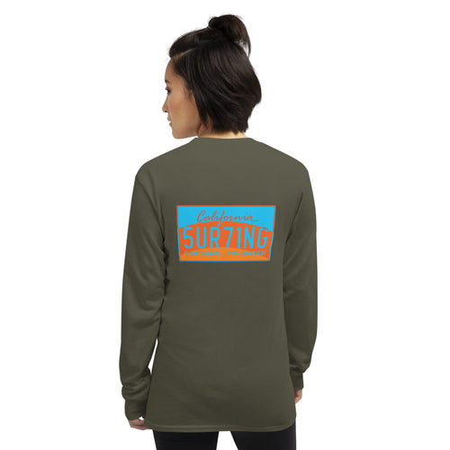 Endless Winter 2020 Long Sleeve T-Shirt - 5UR71NG.com Surfing apparell eco surf california 5 oceans