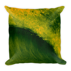 Waverley Empty Swamp- Premium Pillow - 5UR71NG.com Surfing apparell eco surf california 5 oceans